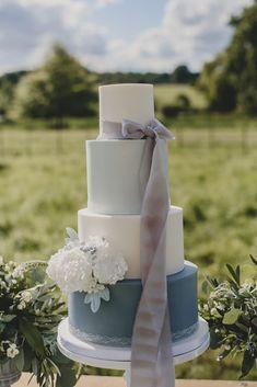 Soft Blooms + Pale Blue Wedding Inspiration at Hoveton Hall - BLOVED Blog