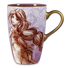 Art of Jasmine Mug - Lavender--I love this mug so much :)