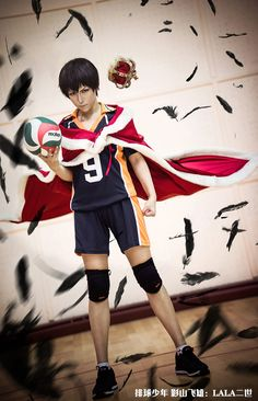 Tobio Kageyama(Haikyuu!!) | LALAax - WorldCosplay