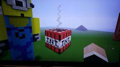 TNT pixel art