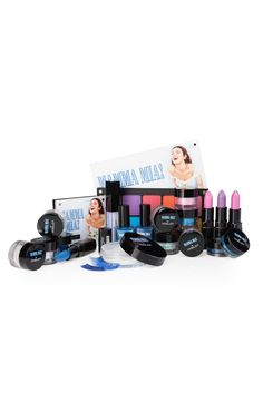 The Inglot color collection for Mamma Mia! [Courtesy Photo]