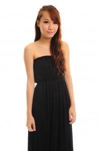 Check out Chiffon Tube Maxi (Black) at http://ns2.jipaban.com/store/dressdownfriday/product/Chiffon-Tube-Maxi-Black?ref=yau-jpb