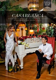 casablanca movie theme