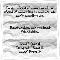 commitment quotes, wise, deep, sayings, relationships