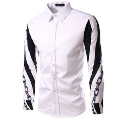 Chainsmokers Button Down Top