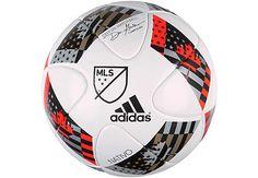adidas MLS 2016 Official Match Ball. Hot at SoccerPro!