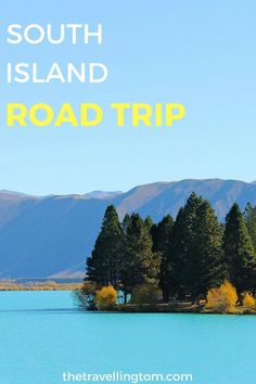 A South Island road trip is one of the best things to do in New Zealand. The country is blessed with beautiful sights and driving around the South Island is a true pleasure. There are many interesting places to visit in the South Island such as Queenstown, Abel Tasman and Wanaka. A road trip in the South Island is the best way to see these sights! Click the image for more info! #NewZealand #SouthIsland #CultureTravel #RoadTrip