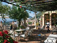 Sicily's Grand Hotel Timeo, a Mandarin-Oriental property in Taormina