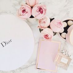 Dior art illustration photography pink white designer home decor pretty floral shopping perfume Giselle Bündchen, Pretty Little, Pretty In Pink, Rosé Hair, Cristian Dior, Miss Dior, Just Girly Things, Fancy, Jolie Photo