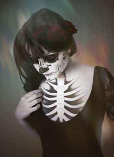 Santa Muerte - Olivia Rovere Graphiste Print Web Motion - Portfolio