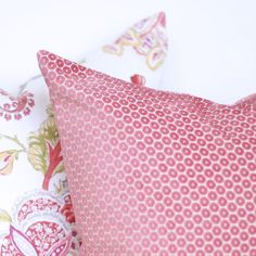 A beautiful, cut velvet dot in a fresh peony pink. This fabric has a luxuriously soft hand.Perfect for upholstery, pillows and cushions. Can also be considered