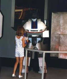Classic Transformers at Universal Studios Hollywood