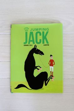 Book of the Week: Jumping Jack — by a Swiss Author Illustrator team.