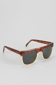 KOMONO Bennet Flattop Sunglasses - Urban Outfitters