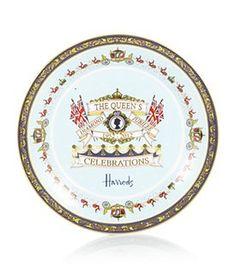 Regal Diamond Jubilee Plate