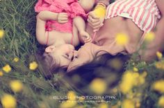 Love this mother, daughter shot!