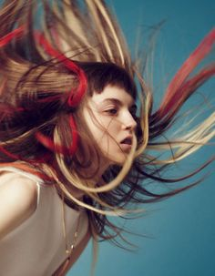 Maria Clara Hair Art Instagram Fashion Vogue Editorial Beauty Editorial Editorial