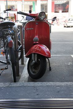 Vespa from my trip to Italy - Odys