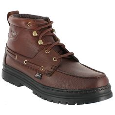 f127331cafa6f Justin s chukka boots are ankle-high boots with eyelets and hooks that  allow you to