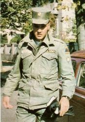 Elvis Army Photos. Elvis in Germany Photos. Elvis in Uniform Photos