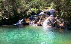 Cachoeira da Esmeralda - Carrancas/MG