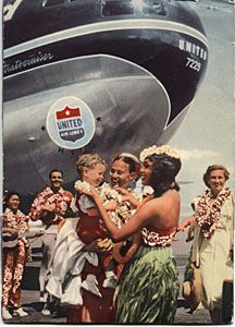 United Airlines, Hawaii