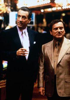 Casino De Niro & Pesci Al Pacino, Martin Scorsese, Marlon Brando, Don Corleone, Gangster Movies, Casino Movie, Fritz Lang, By Any Means Necessary, Casino Outfit