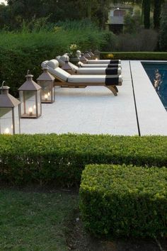 If you are working with the best backyard pool landscaping ideas there are lot of choices. You need to look into your budget for backyard landscaping ideas Outdoor Rooms, Outdoor Gardens, Outdoor Decor, Indoor Outdoor, Design Jardin, Garden Design, Backyard Patio, Backyard Landscaping, Landscaping Ideas