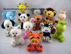 tigre-em-biscuit-bichinhos-da-floresta-maternidade