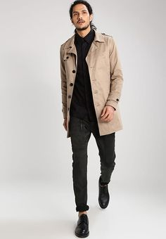 78d62418e43 Selected Homme SHDNEWADAMS - Trenchcoat - desert taupe für 99,95 € (22.12.