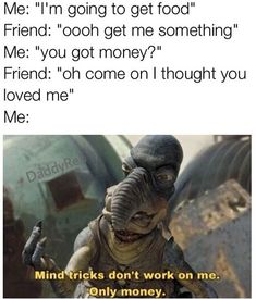Pay up, friend.