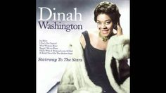"""Dinah Washington - I'm a Fool to Want You (Diana Krall, when are you going to record and release your cover of """"I'm a Fool to Want You""""? :)  )"""