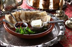 Moroccan Mimouna Recipes