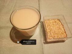 Lapte de ovăz Glass Of Milk, Food, Essen, Meals, Yemek, Eten