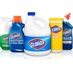 Wholesale Clorox Cleaners; we are always receiving new Clorox cleaners! Call for details