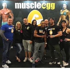 This weekend  you can find MuscleEgg at:  NPC/IFBB PITTSBURGH CHAMPIONSHIPS  Friday & Saturday 5th & 6th May  Pittsburgh PA  CHICAGO FIT EXPO Saturday & Sun 6th & 7th May  Chicago IL  NPC FLORIDA GRAND PRIX Saturday & Sunday 6th & 7th May West Palm Beach FL  NPC DIVA CLASSIC  DELUTH MN  NPC CALIFORNIA NIGHT OF CHAMPIONS  Saturday 6th May  San Diego Scottish Rite Event Center  NPC PHYSIQUE SUMMIT Friday & Saturday 5th & 6th May  St Louis MO  Stop by to try our amazing egg whites and say hi to…