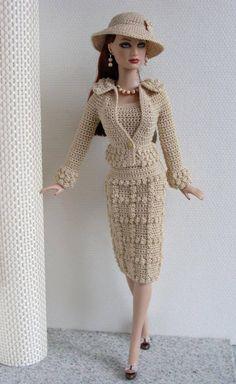Luty Artes Crochet: Bonecas