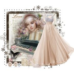 PIANO DREAMS by gerhardferreira on Polyvore featuring mode, Klub Nico, Accessorize and BERRICLE