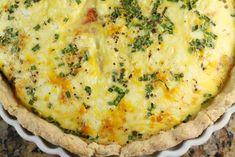 Smoked Salmon And Bagel Breakfast Casserole Recipe — Dishmaps