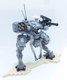 NATO 'Gorgon' Mobile Frame by [Carter]