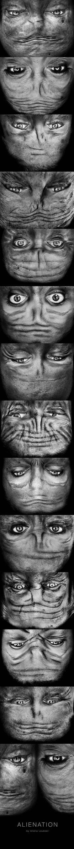 14 Photos Prove That Upside-Down Faces Look A Lot Like Aliens.. ridiculously awesome!!