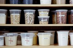 Amanda Hesser's Best Tips for a Clean, Organized Pantry on Food52