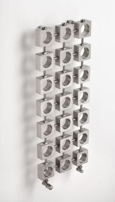 SANTOMI Radiatoren voor oogstrelend warmte, rvs verwarming met stijl voor de woonkamer. 636 tot 3005 WATT