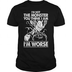 Cool Im Not The Monster You Think I Am T shirts
