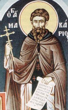 Το Μακεδονικό: Ο Άγιος Οσιομάρτυς Μακάριος από την Κίο της Βιθυνί...