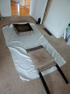 Recovering Slipper Chairs