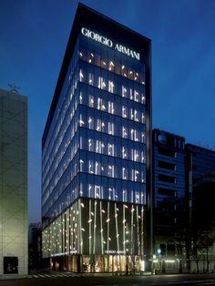 Armani Ginza Tower - MONDO ARC