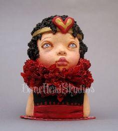 My heart... Valentine doll