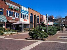 Downtown Hickory NC