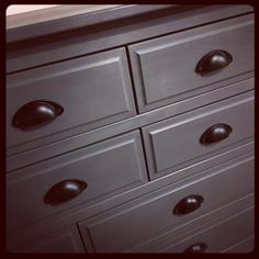 Annie Sloan Graphite, Marine Blue, Gray Interior, Shades Of Grey, Dark Grey, Pine, Instagram, Home Decor, Pine Tree